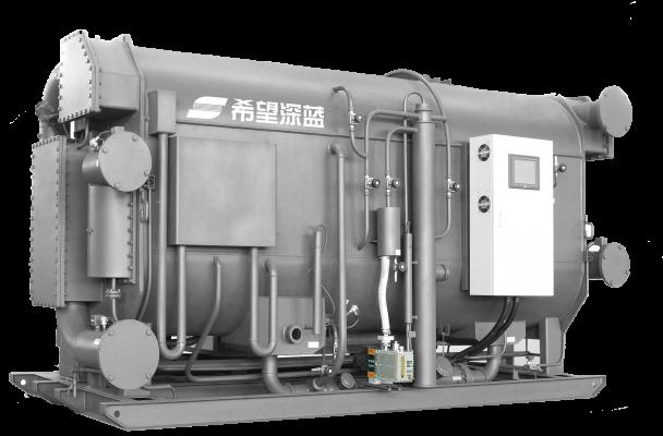 溴化锂吸收式热泵